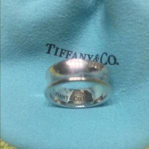 Tiffany and Company iconic Ring!